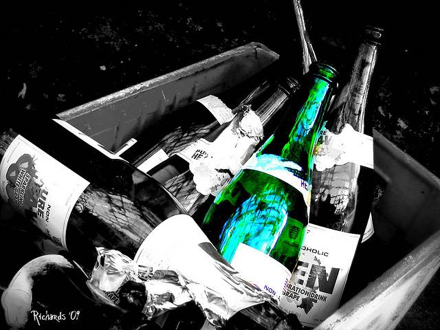 thesis statement on binge drinking
