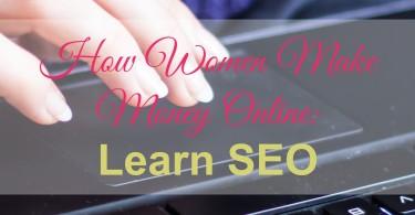 make money online, learn SEO