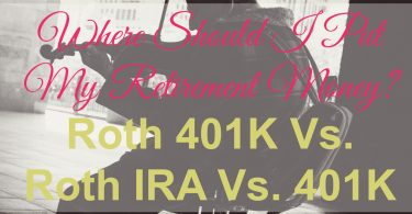 retirement, 401k, ROTH IRA