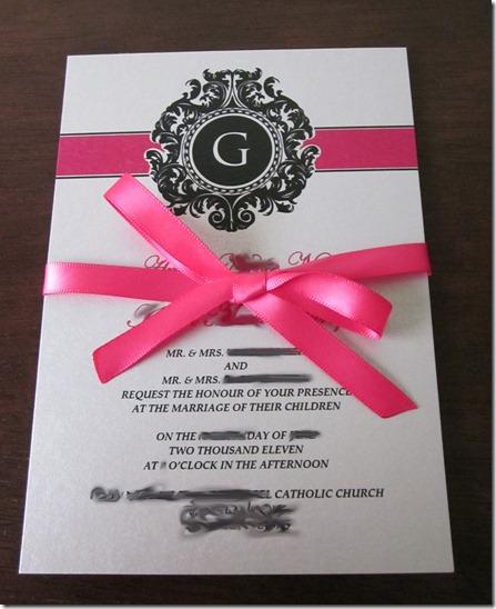 How To Make Inexpensive Beautiful Custom Wedding Invitations