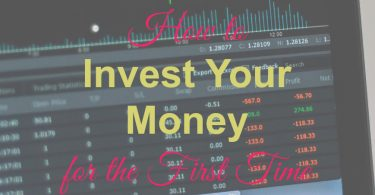 Investing money, how to invest your money