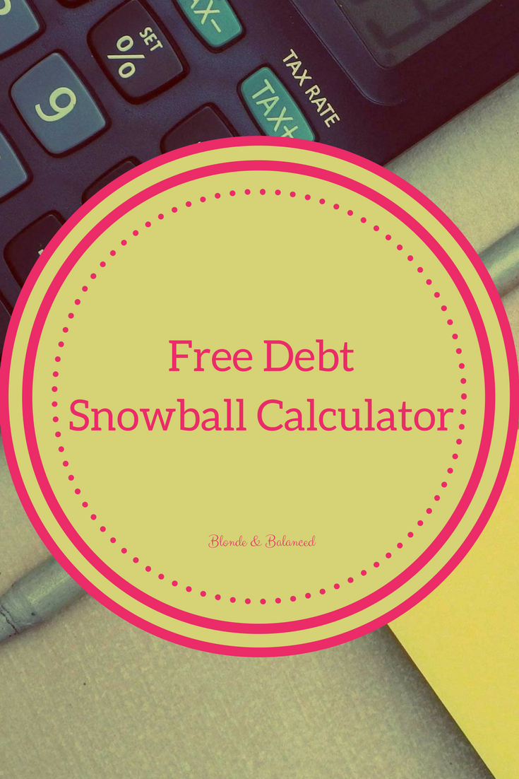 this free debt snowball calculator may be the answer to your prayers when it comes to paying off that unwanted debt it will even allow you to create a