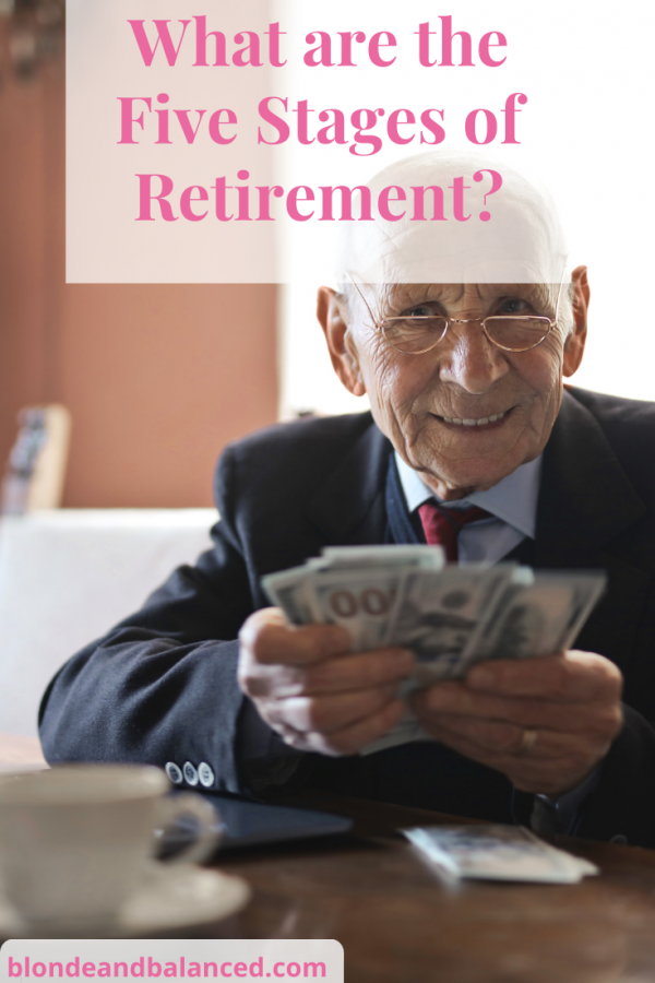 What are the Five Stages of Retirement