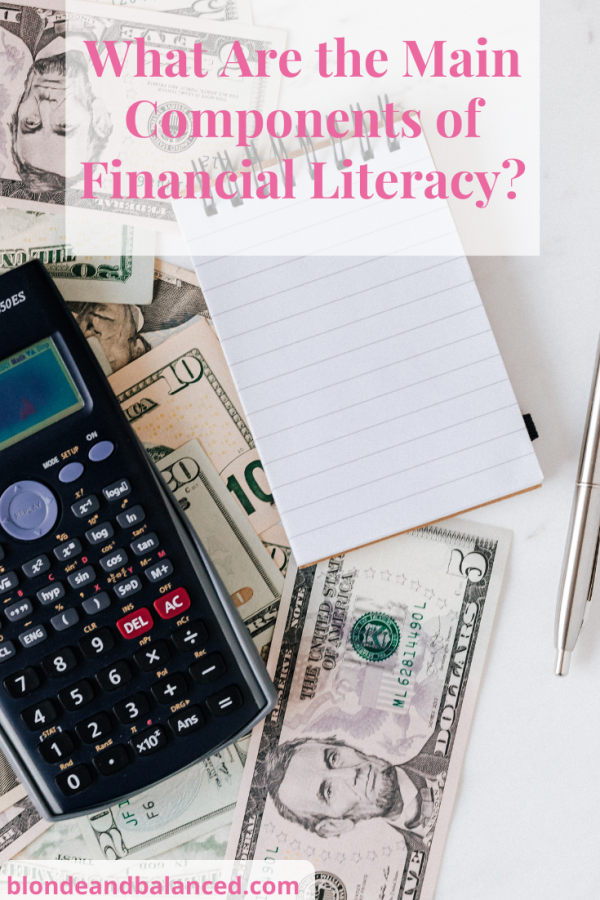 What Are the Main Components of Financial Literacy